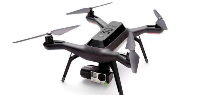 3d solo smart drone