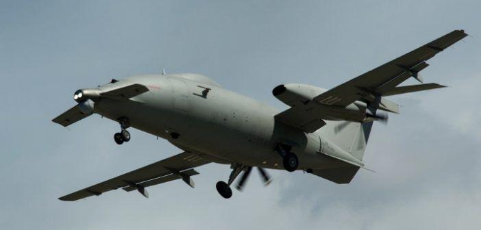 Drone Piaggio Aerospace P.1HH