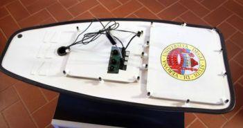 drone monitoraggio acque lago garda