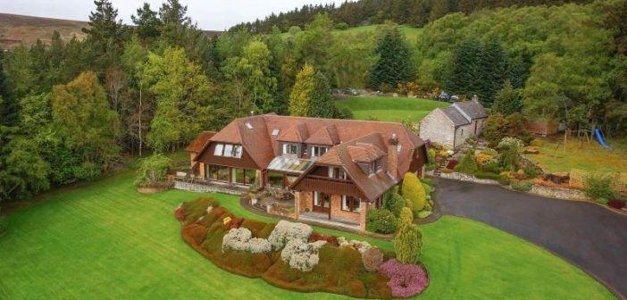 droni per attività immobiliari in irlanda