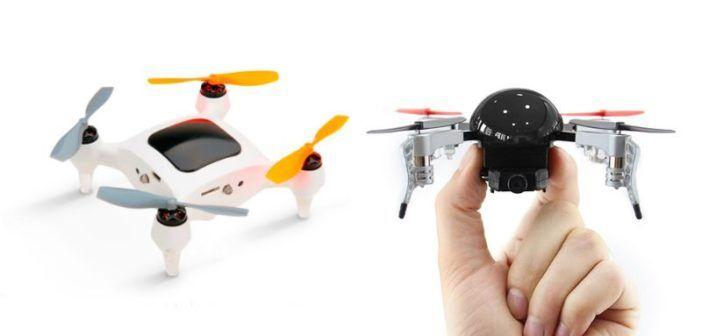 futuri investimenti sui microdroni