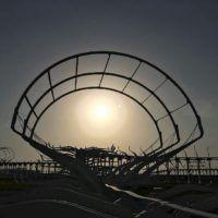 Un gate per la gara di Dubai