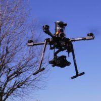 Titan drone prodotto Italdron