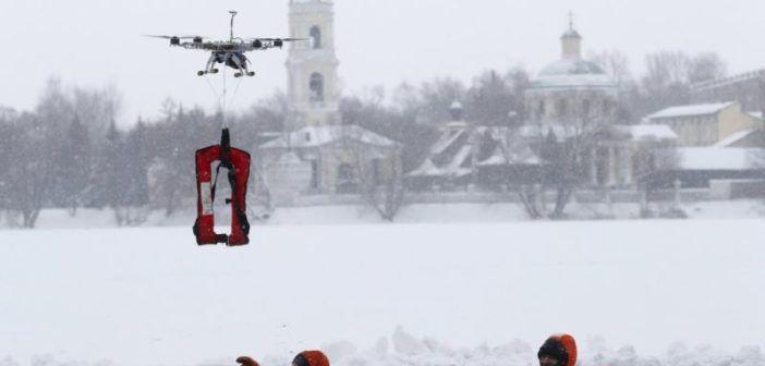 droni primo soccorso
