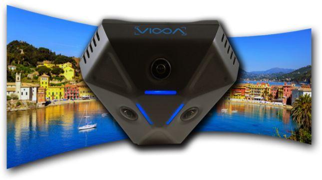 viooa smart camera stabilizzata per droni