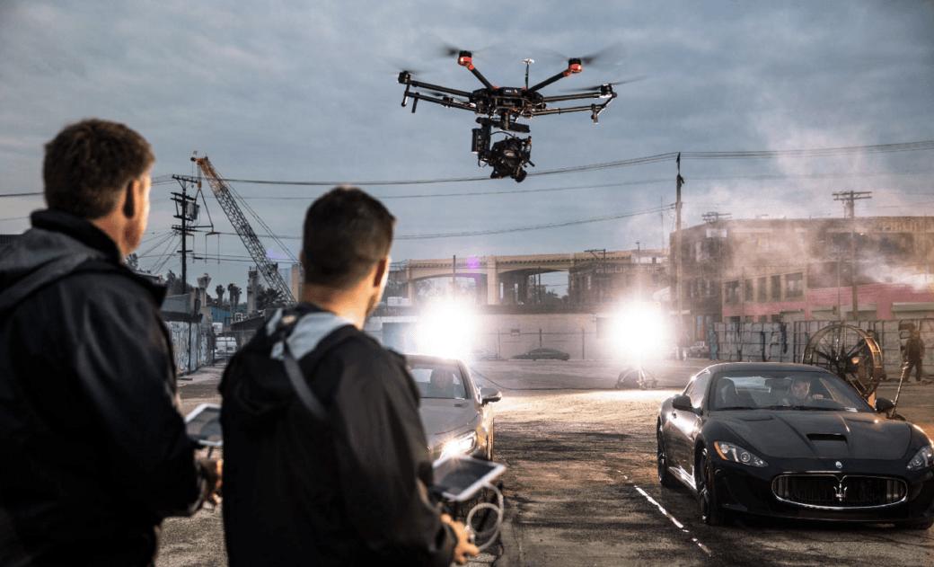 application drone