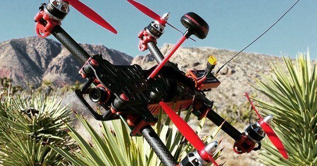 Vortex_FPV Drone Racing