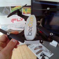il beecopter, SAPR da 300 grammi
