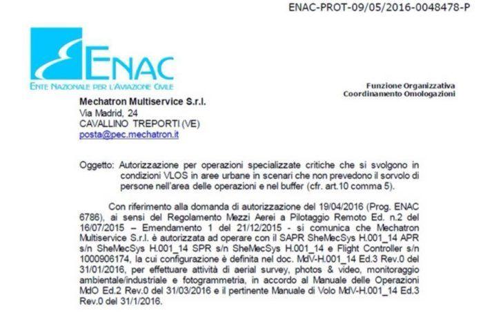 enac-autorizzazioni-operazioni-critiche-mechatron