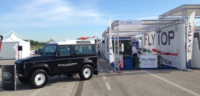stand flytop roma drone 2015