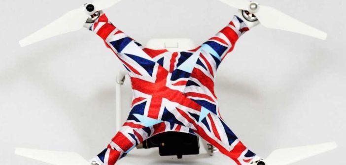 La Brexit peserà anche nel mondo dei droni