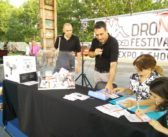 Concluso il Kappa Drone Festival di Torino, una donna vince il drone in palio, ma non lo ritira