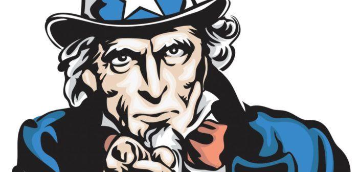 Portrait of Uncle Sam
