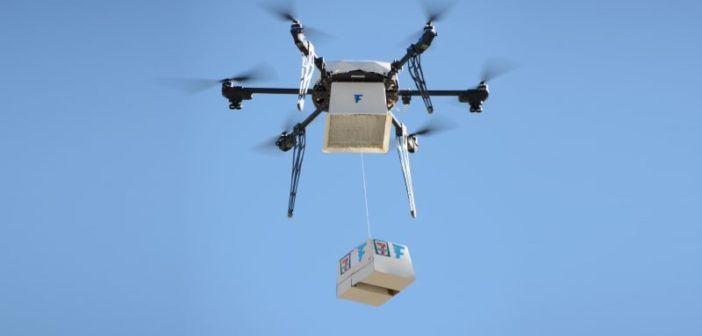 flirtey 7 eleven prima consegna via drone