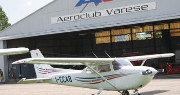 Aeroclub Varese Cessna C 172 FR I-CCAB