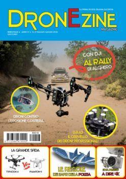 DronEzine 18 Cover