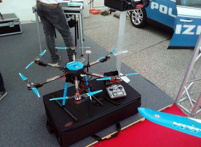 drone-polizia