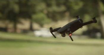 DJI Mavic il nuovo drone quadricottero personale per riprese professionali