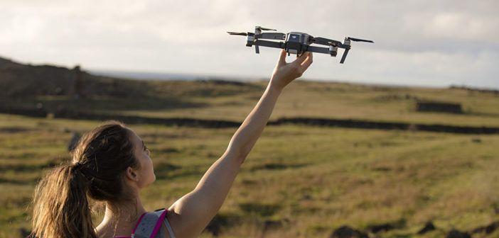 Mavic Pro, il drone da selfie di DJI arriva a metà ottobre