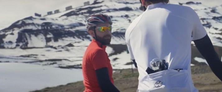 biker-montagna-neve-condrone-dji-mavic