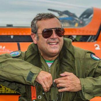 Giuseppe Caruso, AeromedicomEsaminatore e membro del Comitato Scientifico di DronEzine