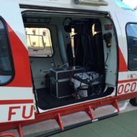 Drone usato esacottero DJI F550