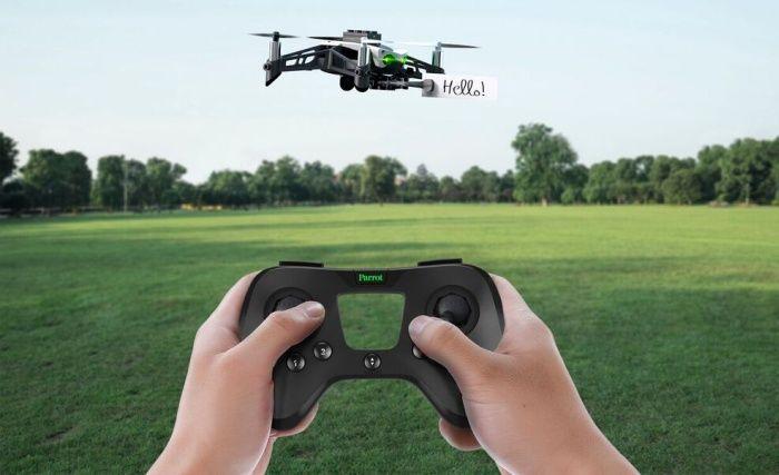 drone-mambo