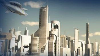 Il prototipo di taxi volante Airbus