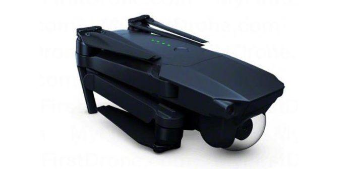 nuovo drone dji mavic