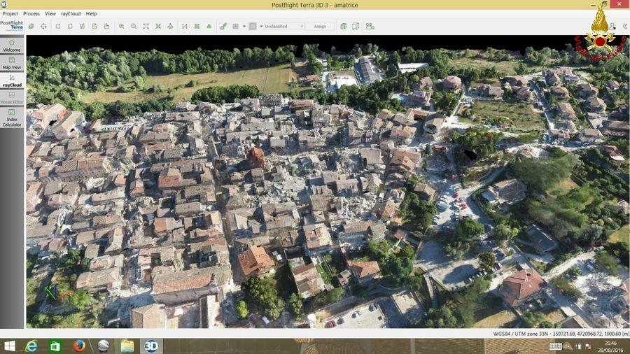 ricostruzione-3d-mappatura-drone-amatrice