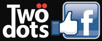 La pagina facebook di TwoDots
