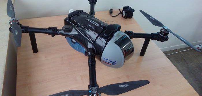Croce Rossa Bologna, presenta il centro di formazione piloti di droni da soccorso