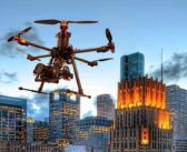 I droni di Flytop al Saie, il salone bolognese di costruzioni ed edilizia