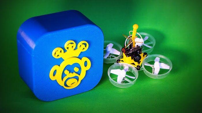 monkey-woop-fpv-drone-racing-pisa-brick-art