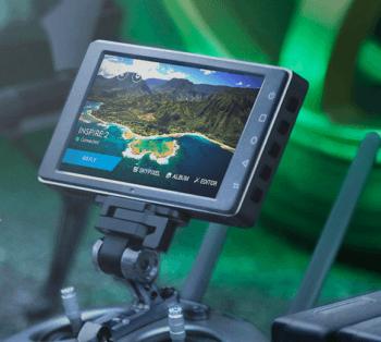 schermi Crystalsky inspire 2 controller