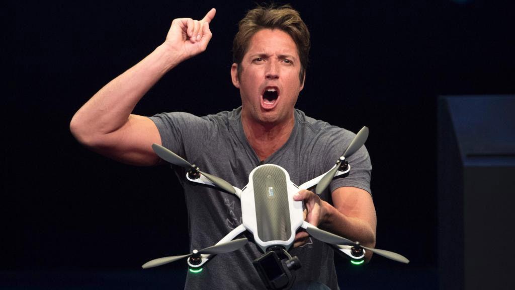 GoPro come Samsung: richiamati i droni Karma per problemi di sicurezza