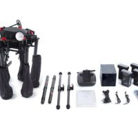 Contenuto della confezione del drone DJI M600PRO