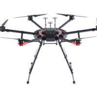 Drone DJi M600PRO per applicazioni cinematografiche