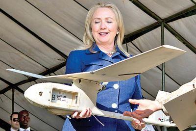 hillary-clinton-droni