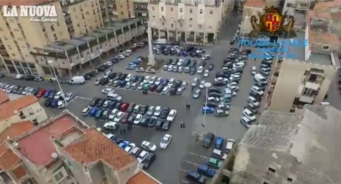 ispezione-tetti-amianto-drone-polizia-municpale-sassari
