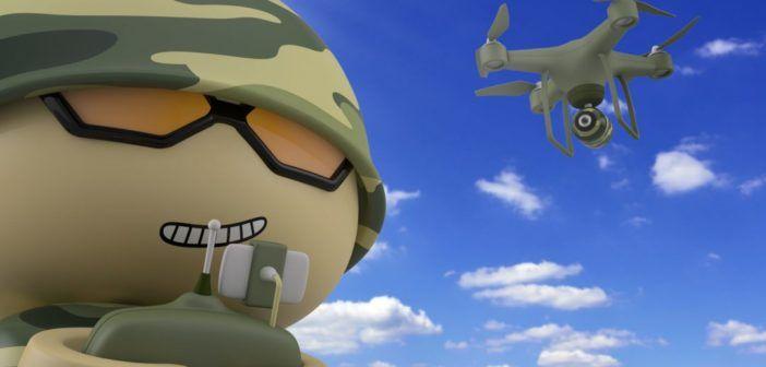 RAF senza piloti di droni militari, assumerà piloti da playstation?