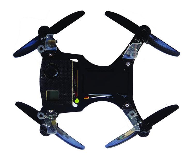 beecopter-drone-250-grammi-vista-sotto