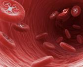 Disco verde della scienza al sangue trasportato dai droni