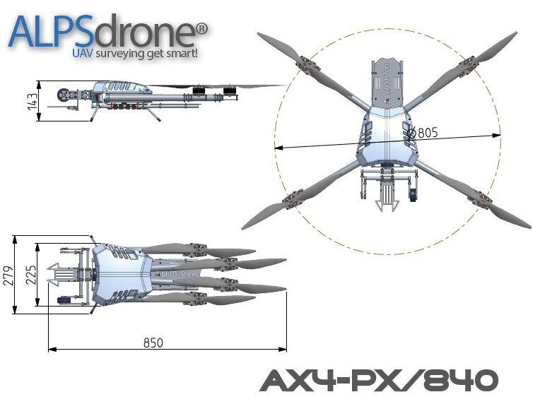 disegno-tecnicoax4-px4-840