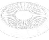 Samsung brevetta un drone a forma di disco volante