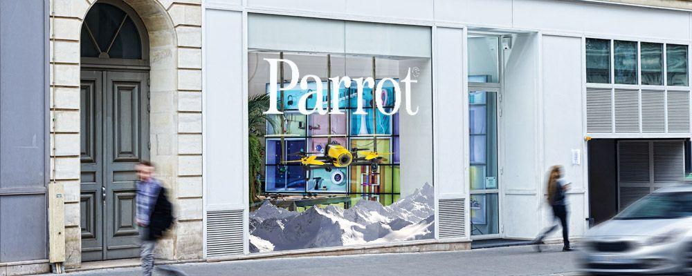 5 gravi errori che hanno messo all 39 angolo parrot dronezine for La mia boutique gennaio 2017