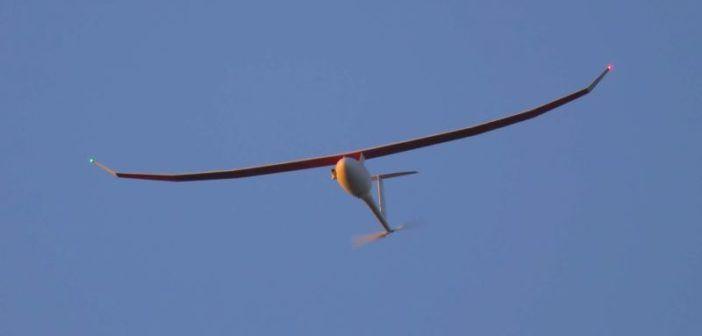 drone VA001 record mondiale di durata
