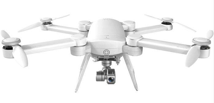 GDU lancia un drone con  piattaforma aperta per partner e costruttori di sensori