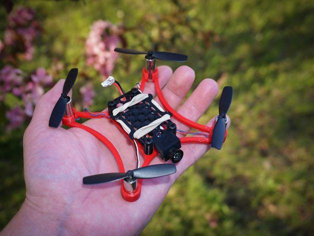 drone-stampato-in-3d
