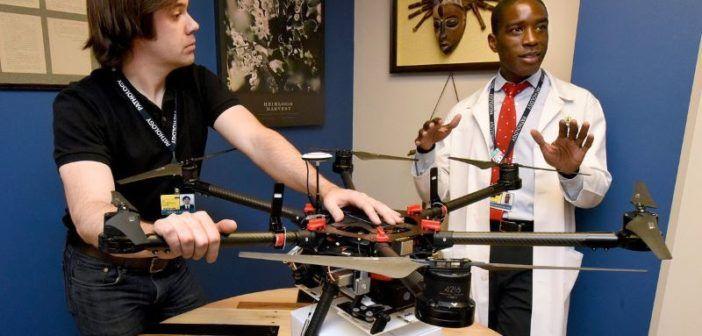 droni refrigerati trasporto sangue e vaccini